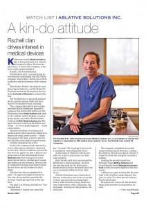 A kin-do attitude - Fischell clan