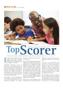 Cover Detroiter -- Top Scorer